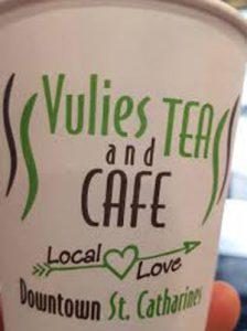 Vulies Tea & Cafe