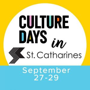 St. Catharines Culture Days Community Collaborative Mural