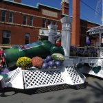 Niagara Grape & Wine Festival in Downtown St. Catharines