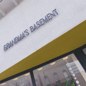 Grandma's Basement