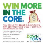 WIN MORE IN THE CORE!