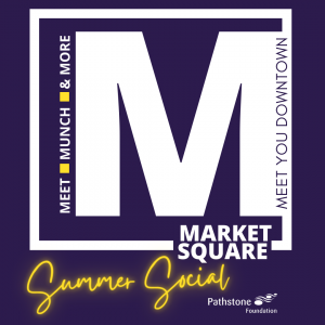 Pathstone Foundation's Market Square Summer Social