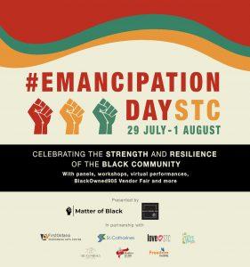 #EmancipationDaySTC