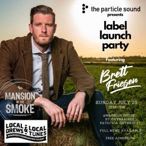 Label Launch Party